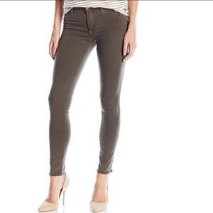 Hudson Nico Midrise Ankle Supper Skinny Jeans